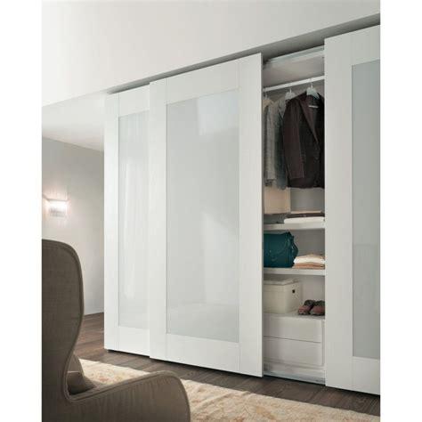 Bedroom Wardrobe Closet With Sliding Doors by Bedroom White Wardrobe Design Sliding Door Wardrobe