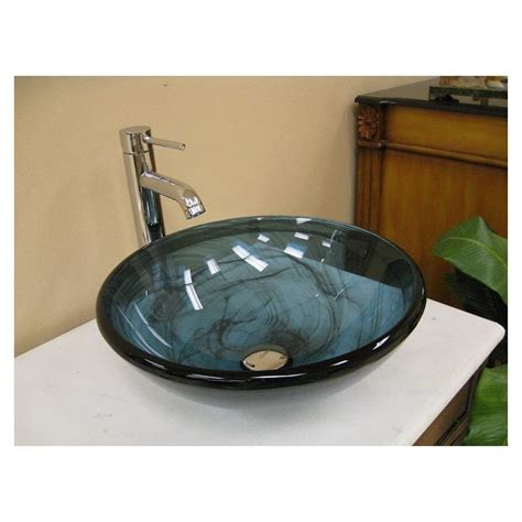 bathroom luxurious bathroom design  vessel sink