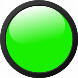 Px Green Light Icon | Free Images at Clker.com - vector ...
