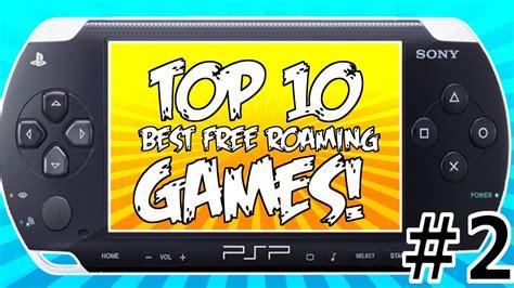 Top 10 Best Free Roaming Games Psp Part 2 (6