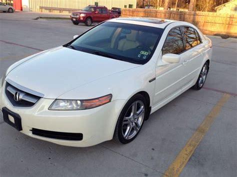 purchase used 2005 acura tl fully loaded sedan 4 door 3 2l