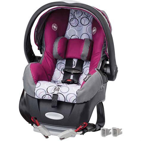 evenflo embrace select infant car seat   safe