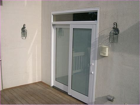patio door with blinds built in pella patio doors with built in blinds home design ideas