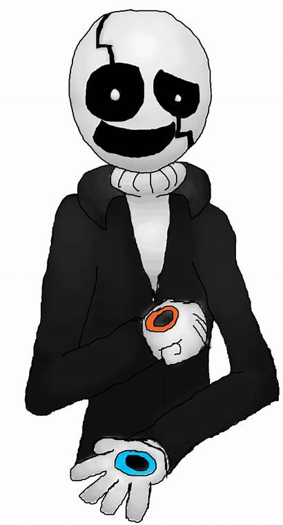 Gaster Normal Animated Inanimate Anime Fan Deviantart