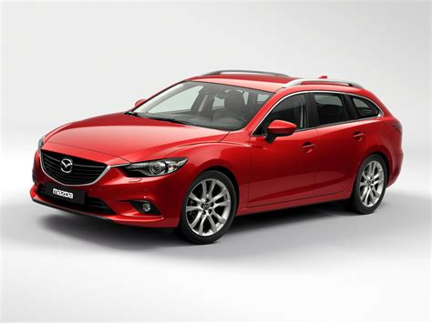 A Refreshed 2018 Mazda6 Wagon Is Coming To Geneva