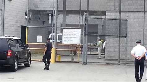 Dartmouth House Of Correction by Aaron Hernandez Arrives At Bristol County House Of