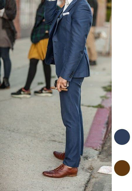 what color shoes with blue suit what colour shoes with a blue suit quora