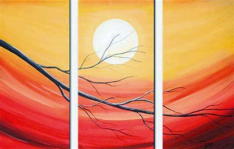 cuadros modernos pinturas y dibujos pinturas modernas de cuadros tripticos temas varios