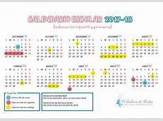 Calendario escolar 20172018 en La Rioja