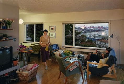 jeff wall a view from an apartment global modernisms in the 21st century khan academy
