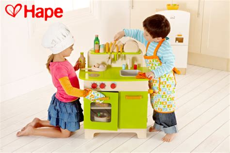 hape white gourmet chef kitchen with accessories ultimate play kitchen 2012 cribsie awards finalists 9231