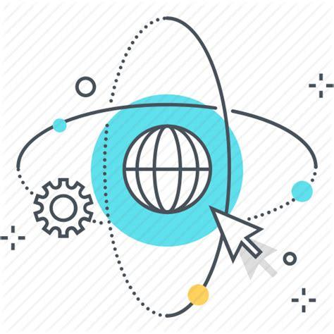 Seo Technology by Earth Global Progress Globe Seo Technology World Icon
