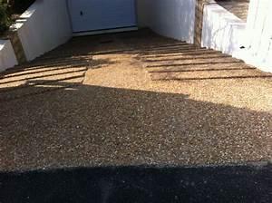allee en beton lave paris osny versailles yvelines 95 val With descente de garage en beton desactive