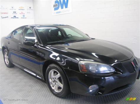 2004 Black Pontiac Grand Prix Gt Sedan 48387684
