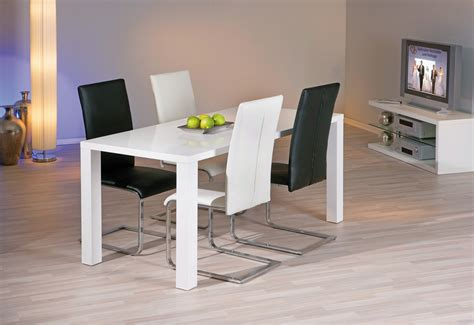 lot de chaise salle a manger chaise de salle à manger design coloris noir lot de 2