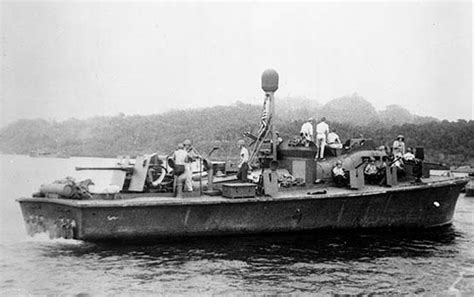 Jfk Pt Boat by F Kennedy And Pt Boat 59 Pieces Of History