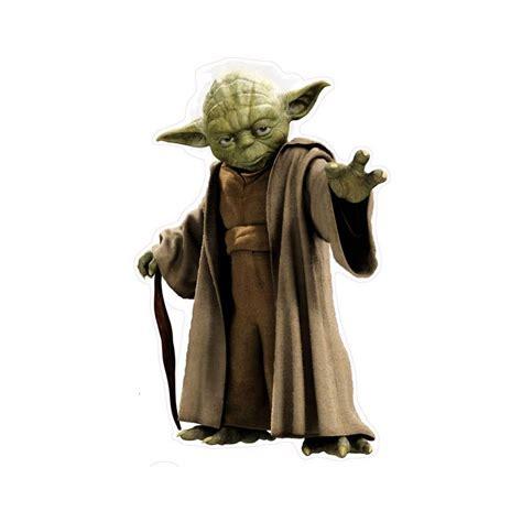 Sticker Mural Star Wars Yoda