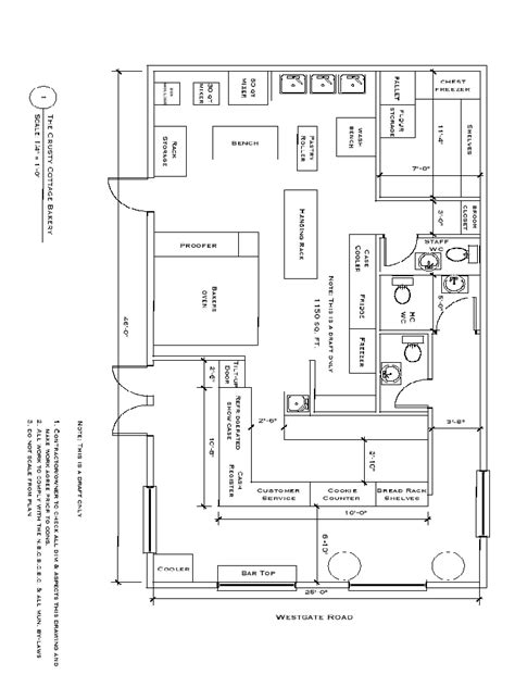 Floor Layout Of An Cafe by Home Based Bakery Store Fronts Bakery Floor Plan Free