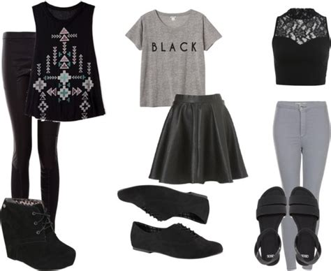 102 best Concert outfits/hair/makeup images on Pinterest | My style Clothing apparel and ...