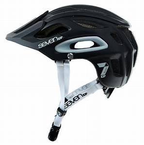 Seven 7idp Mtb Enduro Helmet Matt Black Flow Mtb