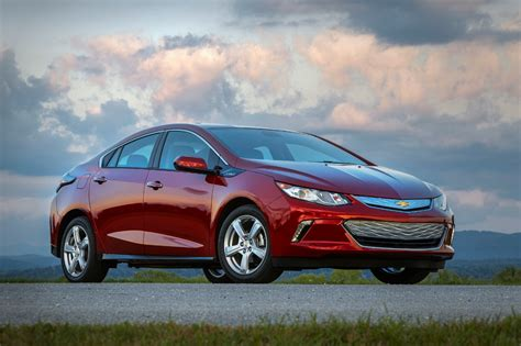 2019 Chevrolet Volt Overview  The News Wheel