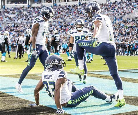 thriller  carolina seahawks  playoff hopes alive