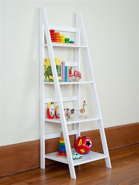ladder shelf white mocka ladder shelf mocka australia