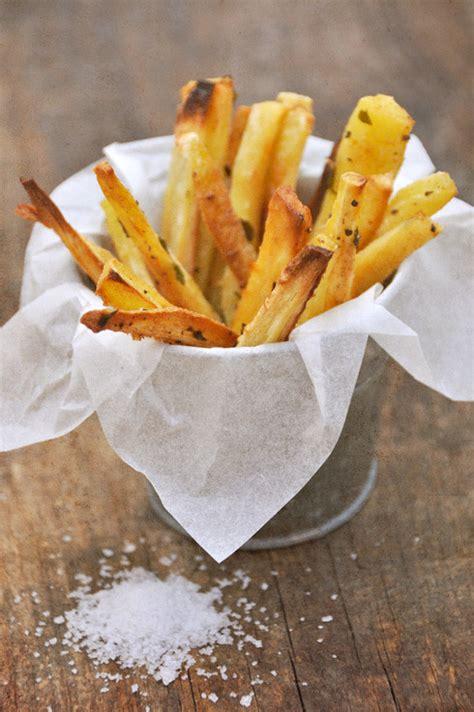 cuisine panais frites de panais recette facile la cuisine de nathalie