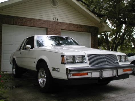1987 Buick Regal Turbo by 1987 Buick Regal T Type Limited Turbo