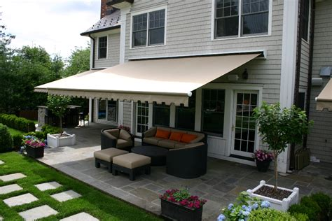 custom retractable awnings photo gallery dean custom awnings