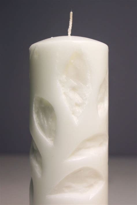 easy candle at home candle carving designs that will blow your mind