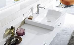 Konsole Für Waschbecken : serie max2 burgbad ~ Markanthonyermac.com Haus und Dekorationen