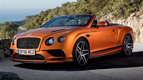 Car Wallpaper 2017 Code Update by 2017 Bentley Continental Supersports Convertible Hd