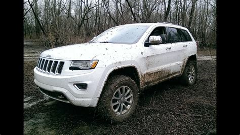 mud   problemo    jeep grand cherokee