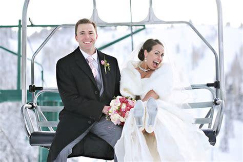 Colorado Winter Weddings Nufusion Denver And Fort