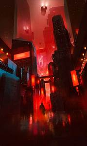 The, 16, Most, Beautiful, Dystopian, Landscapes, On, R, Cyberpunk