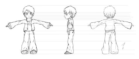 3d character template costumepartyrun blender character design 2d sketch to 3d maxwellsz