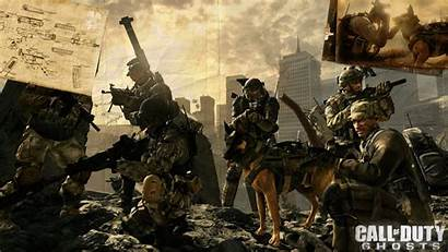 Cod Ghosts Duty Ghost Call Wallpapers Backgrounds