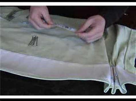 Drapery Hooks For Pleated Drapes - how to use 4 prong drapery hooks to create pleats