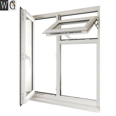 simple design aluminum casement handle window  nigeria philippines