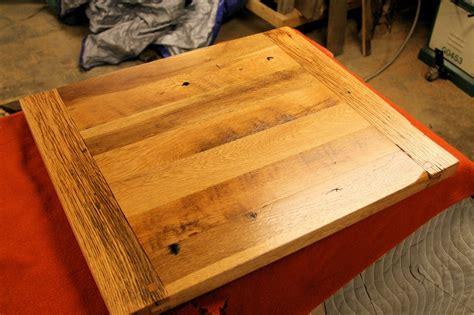 oak table top  breadboard ends table tops