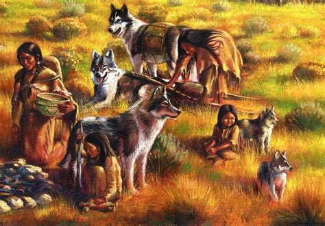 native american dog dogs indian domestication history breeds wildlings journey origins asian americans breed puppy evolution indians did wolf confirmed