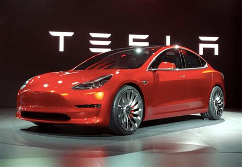 If You Order A Tesla Model 3 Today, Expect A Mid 2018