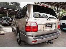 ON Sale 2001 Lexus LX470 Jaski – Used Cars For Sale in