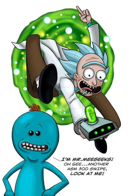 rick and morty fans rick and morty fan art by ashmadi on deviantart