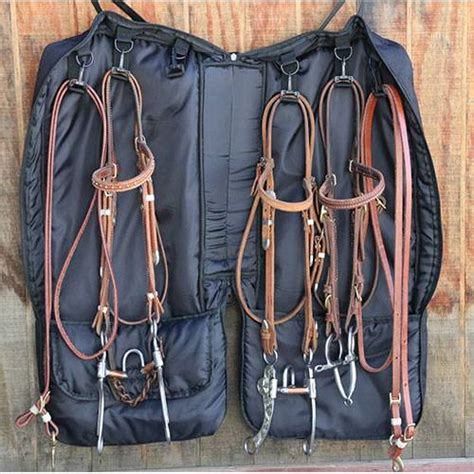 professionals choice bridle bag