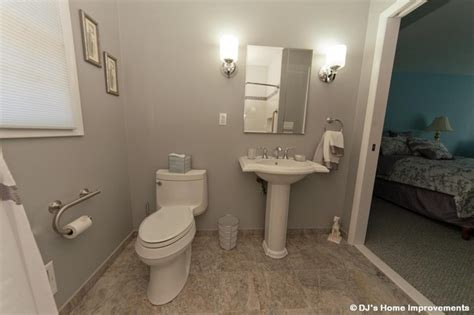 Universal Design Bathroom Remodel By Dj's Home