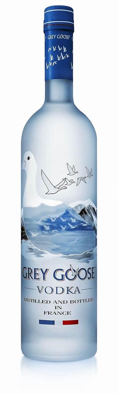Goose Vodka Bottle Grey Wikipedia Liquor Commons