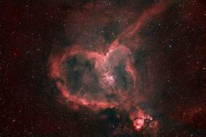 APOD: 2006 October 3 - Light from the Heart Nebula