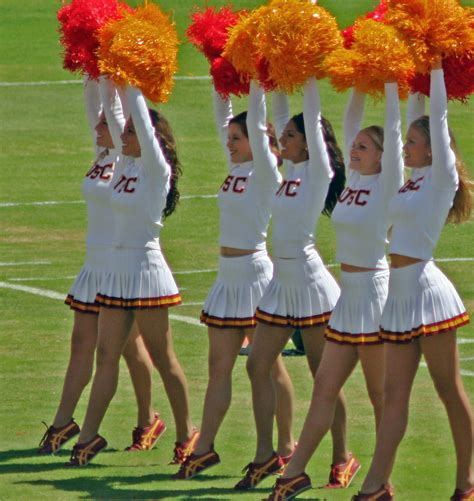 usc song girls    young women  selected